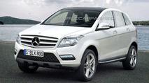 2012 Mercedes BLK Details Emerge