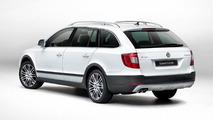 Skoda Superb Estate Outdoor introduced in UK