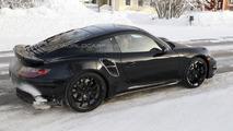 2013 Porsche 911 Turbo spy photo 09.2.2012