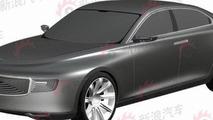 Volvo Universe concept patent filing 08.2.2012