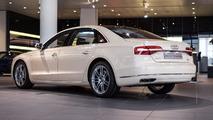 Audi A8 L Magnolia
