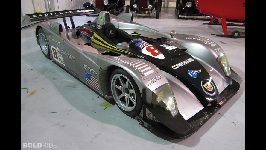 Cadillac Northstar Le Mans Prototype