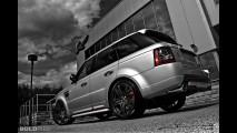 A. Kahn Design Range Rover Sport Silver Autobiography