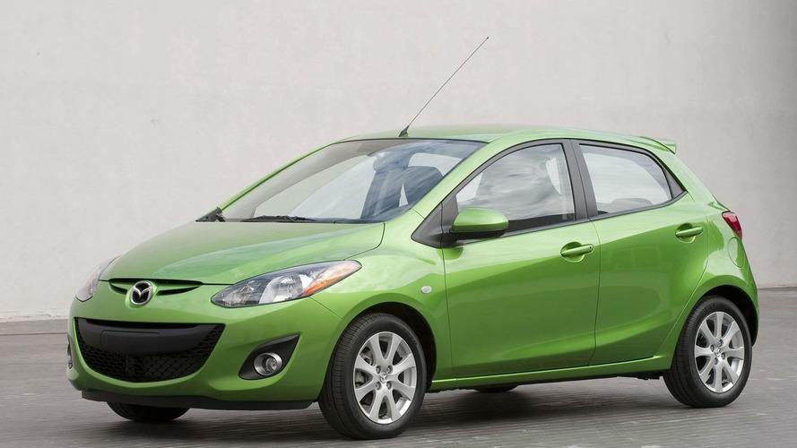 Next-gen Mazda2 to use shortened CX-5 platform - report