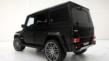 Brabus 800 Widestar is a Mercedes G-Class on steroids