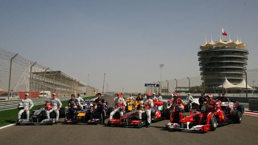 Frentzen, Wurz, Herbert & Hill, to be F1 stewards in 2010