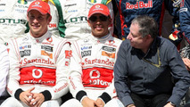Todt admits finding F1 commissioner 'difficult'