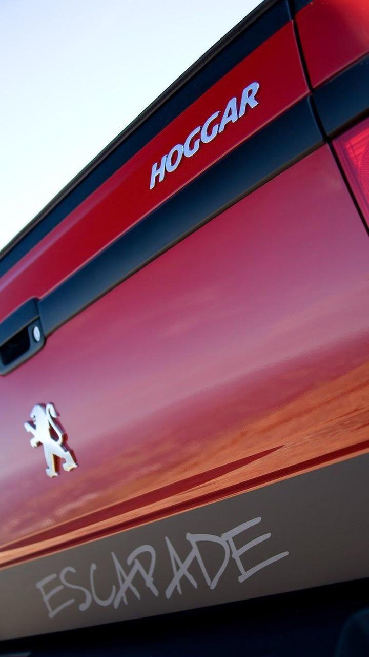 2011 Peugeot Hoggar 15.03.2010