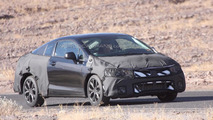2012 Honda Civic Coupe for US market spied