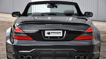 Mercedes SL-Class R230 widebody by Prior Design 31.05.2010