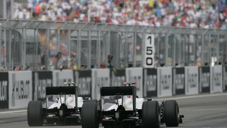 Sauber told de la Rosa not to attack teammate
