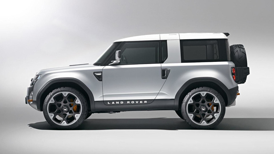 Land Rover could build next generation Defender in Eastern Europe