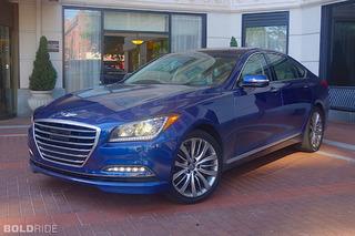 2015 Hyundai Genesis First Drive: Making Strides In Mid-Size Luxury