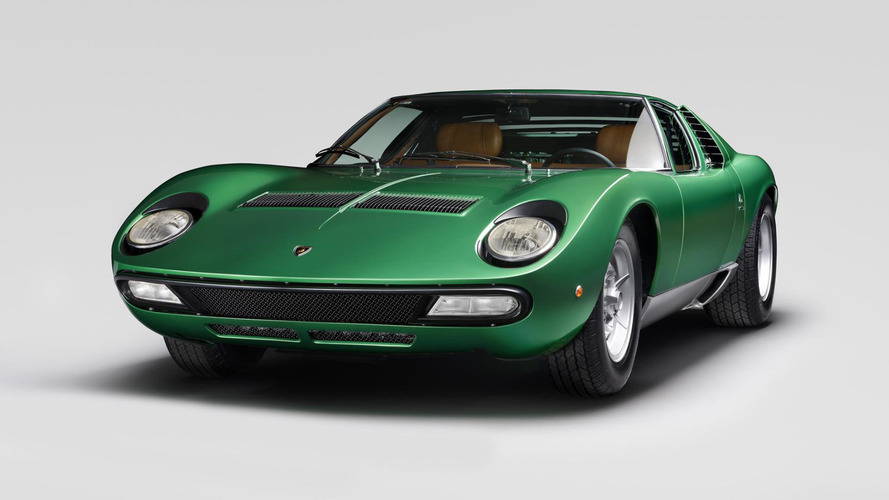 Lamborghini Centenario, Miura Roadster and Diablo VT to be on display in the U.K.