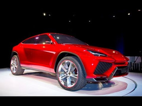 Lamborghini Urus Concept - Lambo SUV Revealed