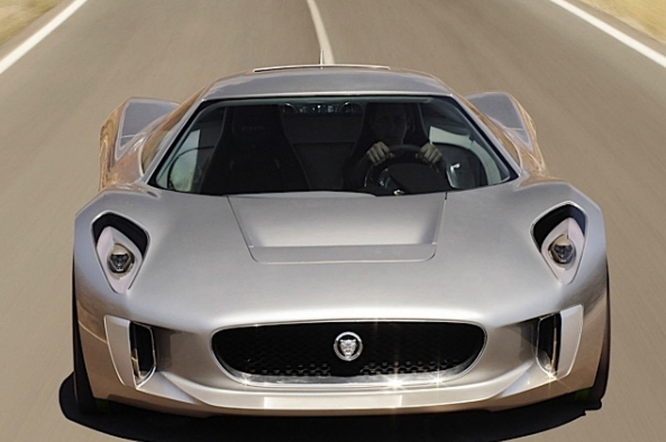Tech Ride: Amazing Jaguar Power Plant For Its Porsche 918 Spyder Rival
