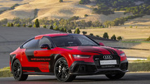 Updated Audi RS7 piloted driving concept loses a whopping 400 kg