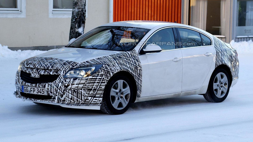 Next-gen Opel/Vauxhall Insignia and Cadillac XTS replacement to be sister cars