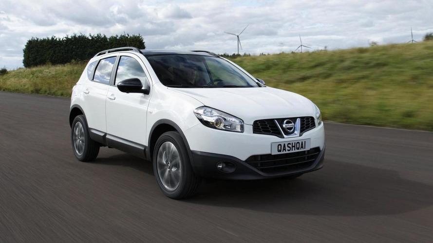Nissan Qashqai 360 announced (UK)