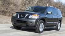 New Nissan Armada in the works - report