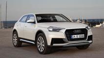 Audi reportedly planning Junior two-door crossover to slot below Q1