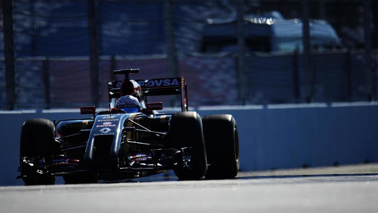 Romain Grosjean (FRA), 10.10.2014, Russian Grand Prix, Sochi Autodrom / XPB