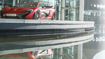 McLaren Special Operations shows off P1 Satin Volcano Red