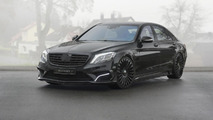 Mansory tunes the Mercedes S63 AMG to 1000 PS