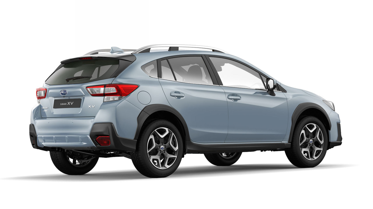 second gen 2018 subaru xv crosstrek revealed. Black Bedroom Furniture Sets. Home Design Ideas