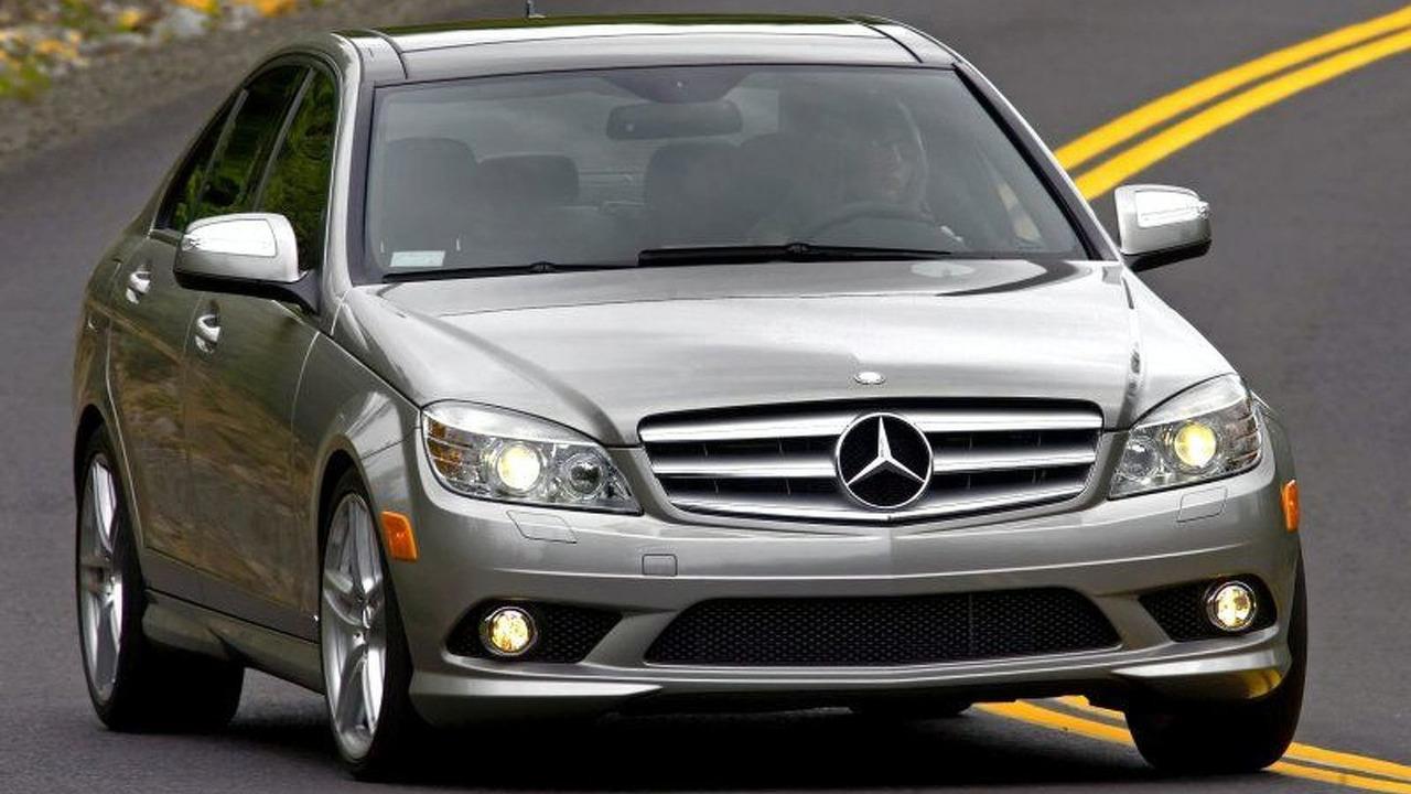 New Mercedes-Benz C-Class