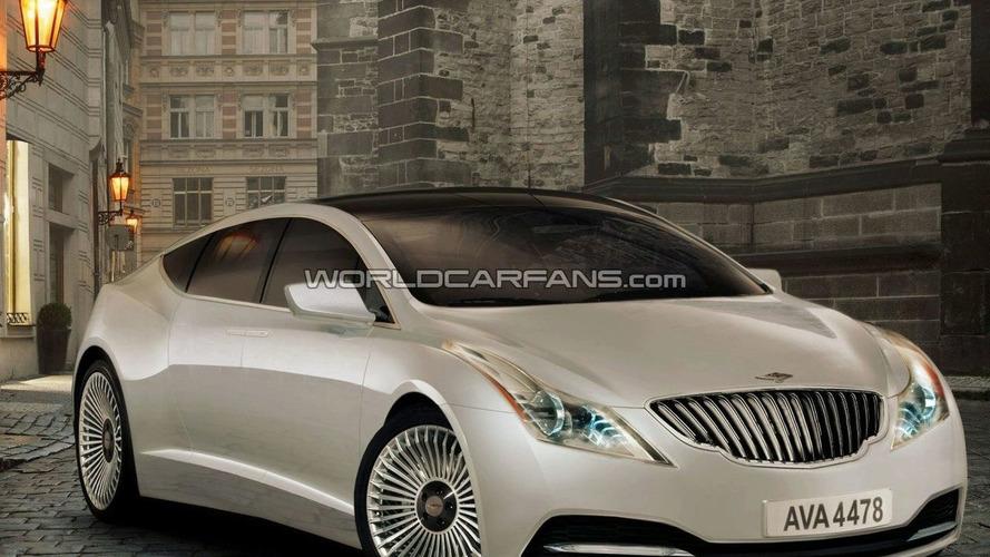 Aston Martin Confirms Lagonda Concept Headed for Geneva
