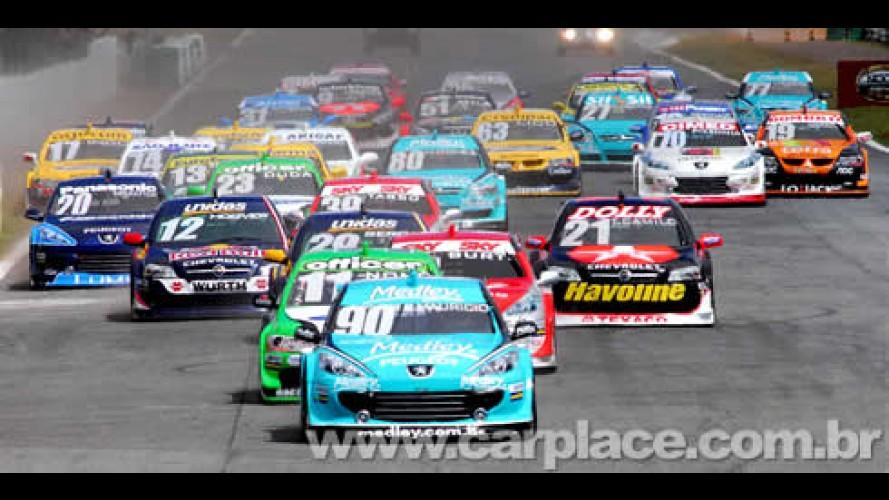 Ricardo Maurício é o campeão da temporada Stock Car 2008