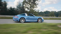 Porsche 911 Targa 4S Exclusive Design Edition