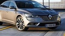 Renault TALISMAN leaked?