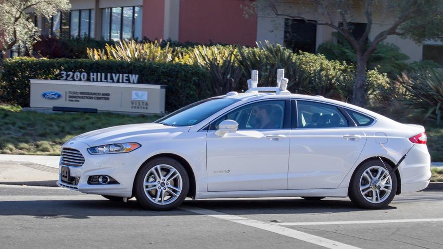 Autonomous Ford Fusion Hybrid to begin testing in California