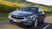 2016 Opel Insignia rendering / RM Design