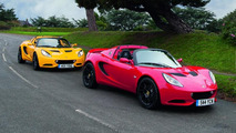 Lotus Elise Sport and Sport 220 revealed with 10 kg diet