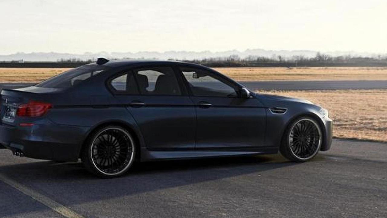 BMW M5 by G-Power 17.2.2012