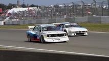 BMW M Anniversary race 14.8.2012