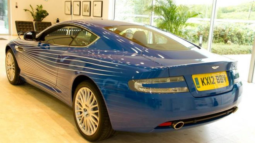 Aston Martin DB9 1M revealed