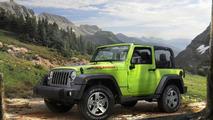 Jeep Wrangler Mountain 13.6.2012
