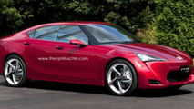 Scion FR-S sedan coming in 2016 with a turbocharged engine - report