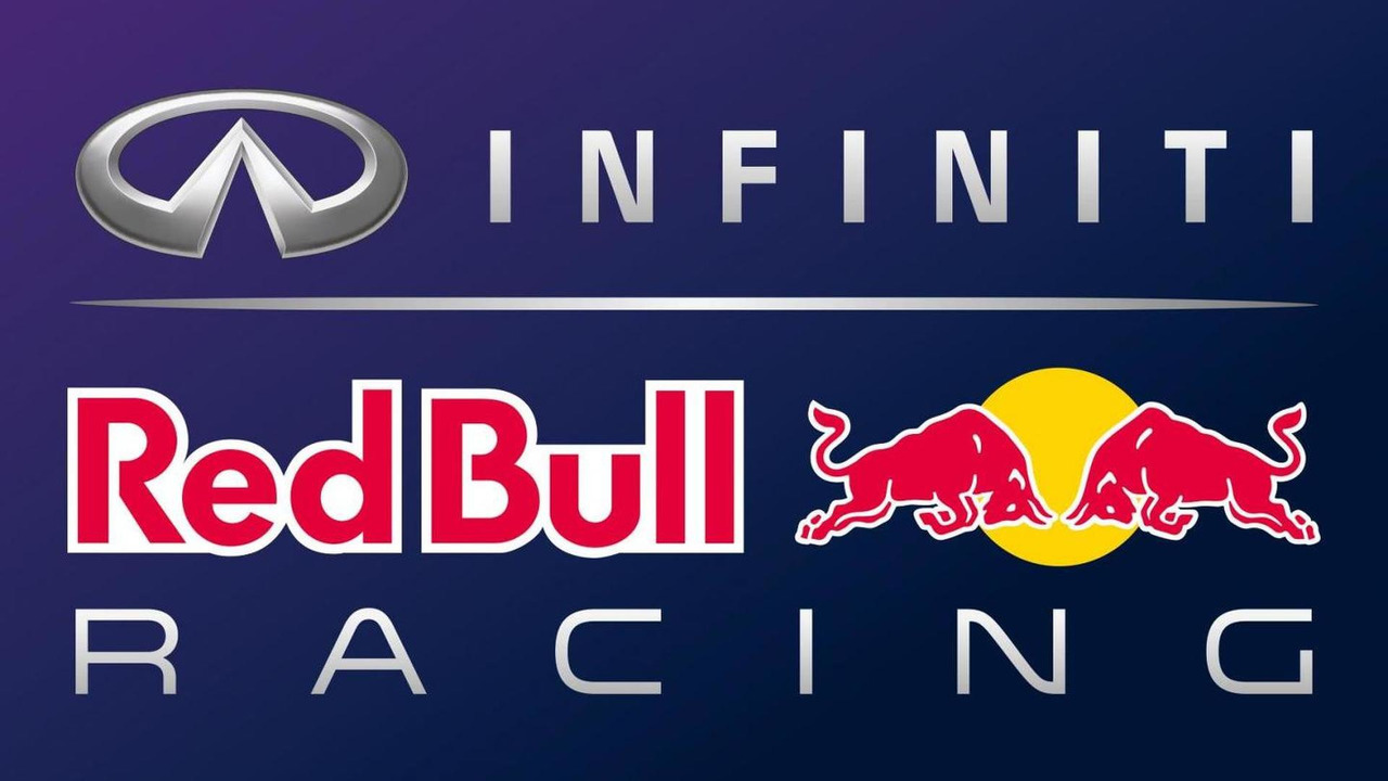 Infiniti Red Bull racing logo