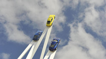 Porsche 911 sculpture unveiled at Goodwood