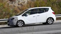 2014 Opel Meriva facelift spy photo 20.6.2013