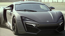 Lykan Hypersport 18.11.2013