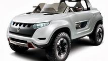 Suzuki X-LANDER concept 29.10.2013