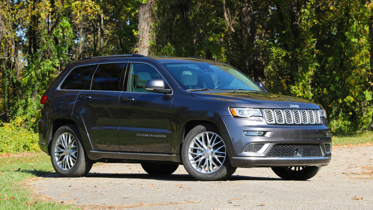 2017 Jeep Grand Cherokee Review All The Suv I Really Need