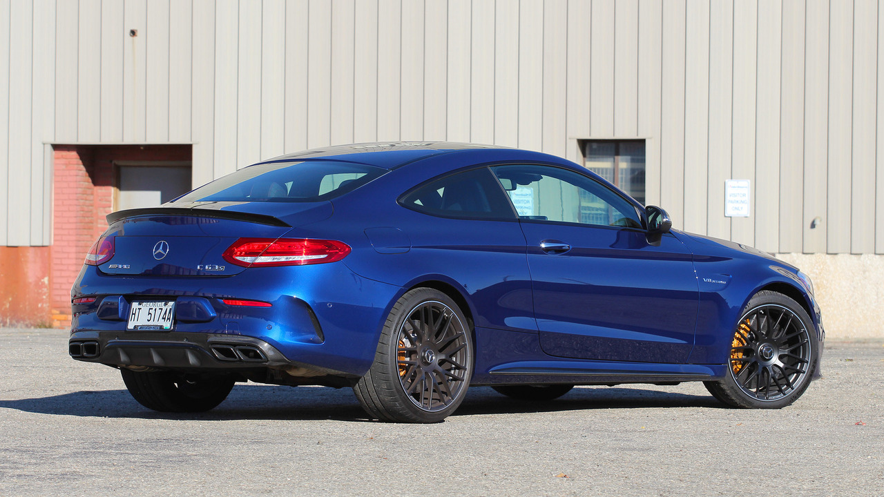 Mercedes c63 amg coupe price canada for Mercedes benz amg hatchback price
