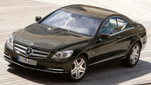 Mercedes CL convertible under consideration - report